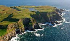 Rathlin Island, Ireland