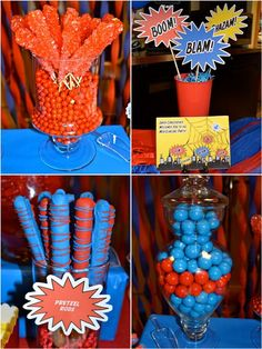 PARTY BLOG by BirdsParty|Printables|Parties|DIYCrafts|Recipes|Ideas: Amazing Spiderman Inspired Birthday Party Ideas :)