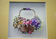 bordados de flores - Buscar con Google