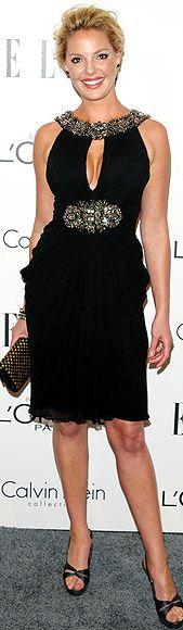 Katherine Heigl.....  Red Carpet Fashion