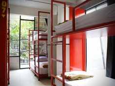World's 30 Coolest And Most Unusual Hostels You Definitely Need To Visit