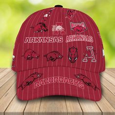 undefined Arkansas Razorbacks Baseball, Christmas Gift For You, Mens Caps, Special Person, Dad Hats, Punk Rock, Outdoor Activities, Classic, House Warming