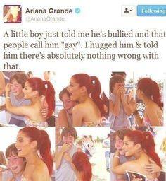 Ariana Grande ❤❤❤❤ I love her Ariana Grande Cat, Ariana Grande Pictures, Love Me Harder, Bae, Faith In Humanity Restored, Cat Valentine, I Am A Queen, Dangerous Woman, Celebs