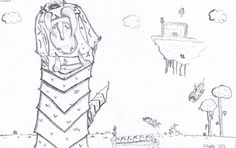 Terraria Game Coloring Pages 572