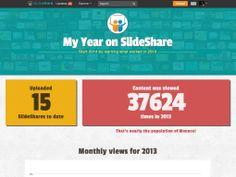 Top 1% Most Viewed Decks on SlideShare in 2013 via #jnferree by #FerreeMoney