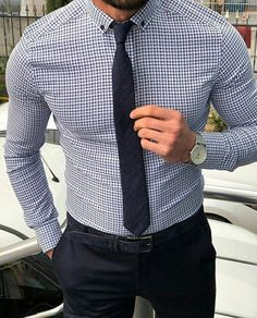 Collection: Spring - Summer Product: Slim Fit Patterned Shirt Color Code: Blue Shirt Material: cotton, elestan Available Size: S-M-L-XL-XXL Machine Washable: Yes Fitting: Slim-Fit Package… Slim Fit Dress Shirts, Slim Fit Dresses, Fitted Dress Shirts, Mens Fashion Wear, Men's Fashion, Fashion Watches, Fashion Styles, Indian Fashion, Fashion Ideas