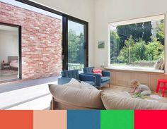 Wohnzimmer & Neue Wohnung Farben Ideen - Wandgestaltung