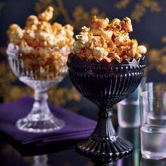 Caramel-Masala Popcorn and Pistachios from 'Salty Snacks' - Garam ...