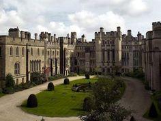 Arundel Castle http://www.MemoryMakerTravelResource.com