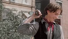 punk rocker with flowers in my hair 80s Clothing, Take A Smile, Jack Kelly, Christian Bale, Most Handsome Men, Young Actors, Classic Literature, Musical Theatre, My People
