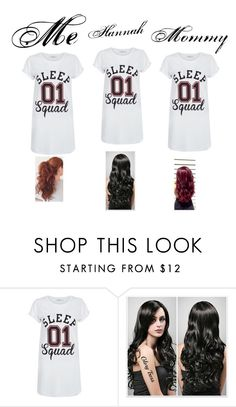 """""""#sleep01squad"""" by kystewart ❤ liked on Polyvore featuring New Look"""