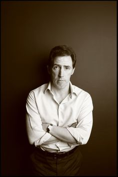 Rob Brydon, Palace Theatre, Manchester 2009 (C) Andy Hollingw... on Twitpic