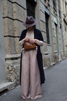 Cozy and chic • Style School ByDanie