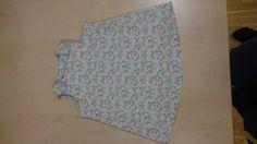 pattern is Minikrea 10003, Spencer dress.