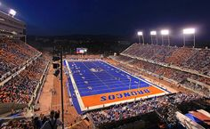 Boise State University Bronco Football
