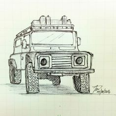 Quick Sketching by dry ball pen Land Rover Defender 110 4th January 2016  @landrover #landroverdefender #4x4 #fourwheeler #car #jeep #sketch #draw #paint #drawing #painting #ballpen #art #quick #speed by hamoodart Quick Sketching by dry ball pen Land Rover Defender 110 4th January 2016  @landrover #landroverdefender #4x4 #fourwheeler #car #jeep #sketch #draw #paint #drawing #painting #ballpen #art #quick #speed