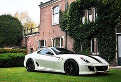 Ferarri 599 GTO