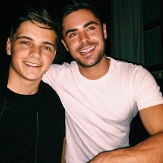 Zac Efron and Martin Garrix ♥