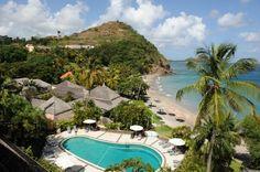 The BodyHoliday Resort // St Lucia // Honeymoon hot spot 2013