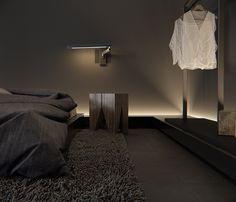 Dark Luxury Bedroom black bedroom ideas, inspiration for master bedroom designs