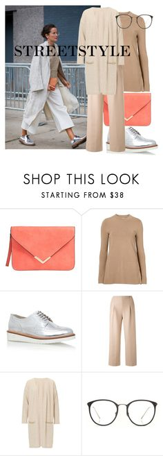 """""""Streetstyle #92"""" by romi-kella on Polyvore featuring Witchery, KG Kurt Geiger, Chalayan, Vera Mont and Linda Farrow"""