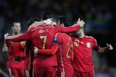 Spain v Ukraine - EURO 2016 Qualifier