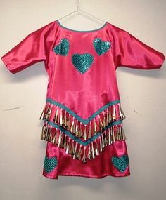 Toddler Jingle Dress . . . thinking of making one for my daughter.
