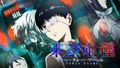 Sinopsis Anime : Tokyo Ghoul