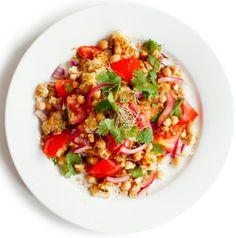 Kukkakaali on seuraava superruoka! Cauliflower Recipes, Kung Pao Chicken, Ratatouille, Bruschetta, Fried Rice, Risotto, Fries, Ethnic Recipes, Sweet