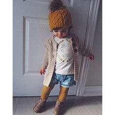 Cute fall outfits ideas for toddler girls 94 - My favorite children's fashion list Outfits Niños, Girls Fall Outfits, Little Girl Outfits, Cute Fall Outfits, Toddler Fall Outfits Girl, Autumn Outfits, Fashion Outfits, Little Girl Fashion, Fashion Kids