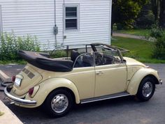 1969 New York Project Car - For sale a 1969 Volkswagon Bug Convertable that is in very good condition. It runs and drives fantastic. Hop in and Go. It has new floor pans, heater channels, tires, brakes, rebuilt engine with about a 1000 miles on it, complete new interior. New am/fm/cd/aux stereo that works well.
