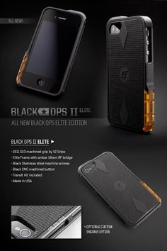 Black-Ops-Elite Iphone case
