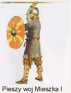 Polska przedpiastowska-Strona Centuriona Ottonian, Dark Ages, Captain America, Vikings, Medieval, Art Pieces, Superhero, Drawings, Illustration