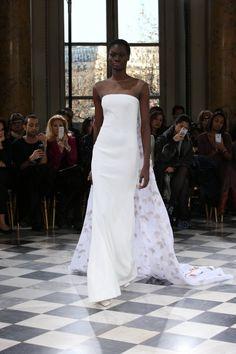 Robe de mariée Haute Couture Hobeika printemps-été 2016