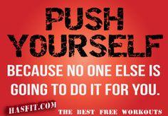 workout motivational poster