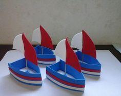 barquinho marinheiro