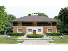 Frank Lloyd Wright AND house AND (inside OR decor OR interior) - Recherche Google