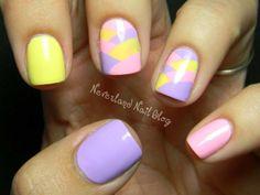 Braided Basket Nails