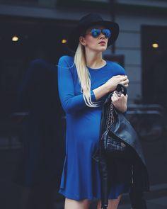 Danbury Maternity Dress | Isabella Oliver