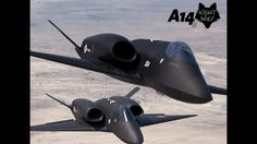 US Air Force A14 B Next Generation Aircraft, High-Technology Speed And S...