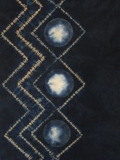 indigo tie dye http://www.nomad-chic.com/tie-dye-modern-lux-style-textile-art.html