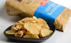 Kettle Chips Zesty Ranch flavour