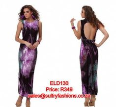 ELD130- PRICE: R349  AVAILABLE SIZES: S/M (Size 8-10 / 32-34) To order, email: sales@sultryfashions.co.za Dresses For Sale, Prom Dresses, Formal Dresses, Dress Up, Fashion, Dresses For Formal, Moda, Costume, La Mode