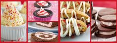 15 Best White Chocolate and Peppermint Recipes: Cookies, Cake, Fudge - easy recipe, from scratch, semi-homemade, almost homemade, from a box mix, and clean.