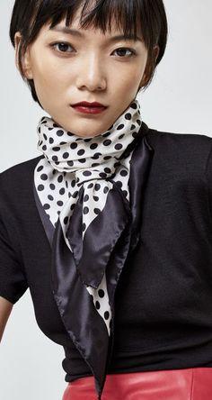 20 Stylish Ways To Wear Scarf