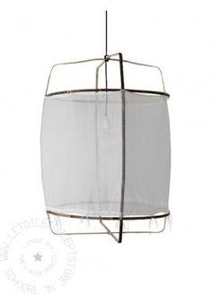 Ay Illuminate Z1 hanglamp met katoenen cover