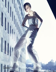 Marcus Ohlsson Shoots Icy Style for Scandinavia S/S/A/W 2013 | Fashion Gone Rogue: The Latest in Editorials and Campaigns