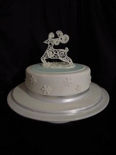 Cake Decorating: Christmas cake
