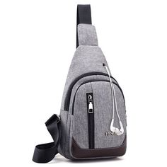 eb59f5527e9f Oxford Casual Sling Bag Chest Bag Crossbody Bag For Men is worth buying - NewChic  Bags