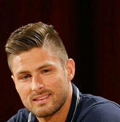 Soccer Hairstyles Alluring Olivier Giroud Photos Photos Switzerland V France Group E